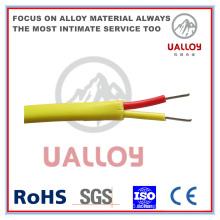 Gammes de température inférieures Câble de type T