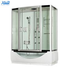 Nuevo diseño cheape baño de ducha de vapor para el hogar