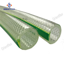 Fiber Braided Reinforced PVC Clear Hose