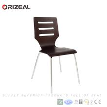 Elegante Designer Francês Bentwood Curvo Custom Made La Chaise Cadeira ETICTO OZ-1024