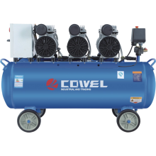 High Pressure Oil Free Air Compressor