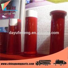Chine tuyau doublé en céramique de réducteur