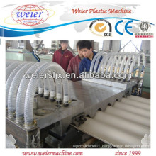 Co-Extrusion PVC Glazed Wave Roof Extrusion Line