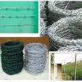 Колючая металлическая Проволока для сетки забор