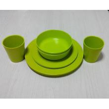 (BC-CS1065) Vajilla de la fibra de bambú / serie de combinación de utensilios de cocina