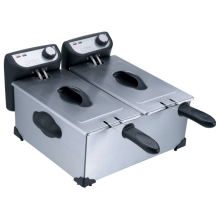 Hot Sale Aço Inoxidável Comercial Industrial Electric Deep Fryer