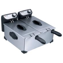 Friteuse électrique industrielle commerciale chaude d'acier inoxydable de vente chaude