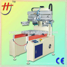 special price HS600PX run-table silk screen ribbon printing machine for sale in Dongguan
