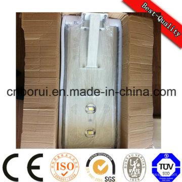 Chine Réverbère solaire intégré par puissance élevée verte de LED 50W Ce & RoHS
