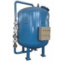 Filtro de carbón activado y filtro de arena de cuarzo para el purificador de agua RO