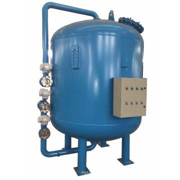 Filtro de carvão ativado e filtro de areia de quartzo para purificador de água RO