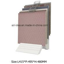 Современный стенд Белый Дисплей для плитки