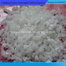 FUYUE alumina de gama alta de alumina de alta pureza alumina fundida branca