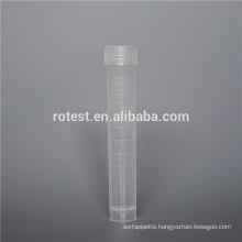 laboratory consumables sterilized plastic cryo tubes