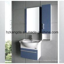Cabinet de salle de bains en PVC / vanité de salle de bain en PVC (KD-300E)