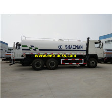 SHACMAN 4000 Gallon Water Wagon Trucks