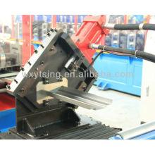 YTSING-YD-4233 Passé CE et cadre de porte ISO faisant la machine, Rouleau de cadre de porte en acier formant la machine