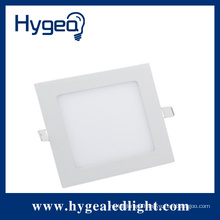 4W high brightness flat led square panel light