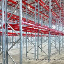 Selective Metal Warehouse Storage Galvanized Heavy Duty Pallet Shelf