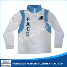 Womens Sublimation Tracksuits Jacket Sportswear