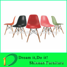 hot sale wood legs leisure chair