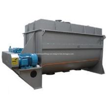 Mezclador de arado de alta velocidad de acero al carbono