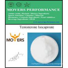 De alta pureza esteriod Testosterona Isocaproate 98%