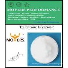 Isocaproate de testostérone à la stéroïde à haute pureté 98%