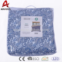 100% полиэстер двойной сталкиваются ватине,ткань 120gsm скрепленный заполнения шерпа ткани