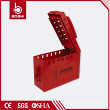 BD-X02 BRADY Kit de verrouillage de sécurité en acier inoxydable portable Certification CE et meilleur prix !!!