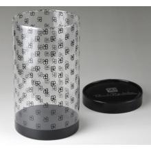 Klare Kunststoff-Zylinderrohre (PET-Rundkasten)