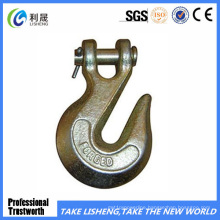 Carbon Steel Clevis Grab Hooks for Lfiting