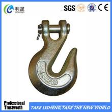 Ganchos da garra da braçadeira do aço carbono para Lfiting