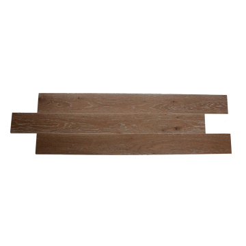 European oak solid wood composite SPC flooring