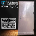 High Quality Entry Single Leaf Steel Security Doors Residential