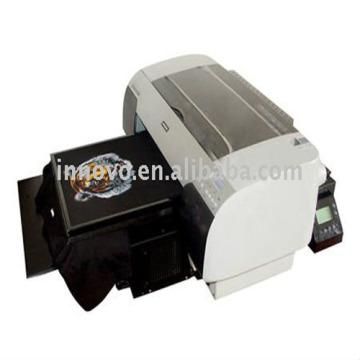 Imprimante t-shirt numérique Imprimante à tiroirs numérique à 8 couleurs