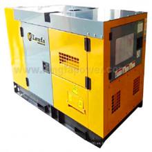 15kVA super silencioso de alta potencia generador diesel para la industria