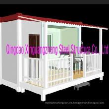 Casa de contenedores / Fácil de instalar Casa modular (CH-38)