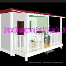 Container House / Easy Install Modular House (CH-38)
