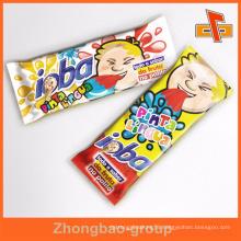 High quality aluminium foil ice cream plastic packaging bag