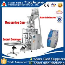 Handelsversicherungsprodukt heißes Verkaufsmodell mit automatischer vertikaler Messbechermessung Zuckerverpackungsmaschinen TCLB-420BZ