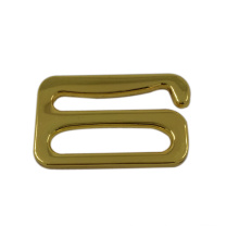 Donguan Supplier Gold Metal Open Belt Buckle for Swimwear