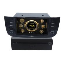 PIP Virtual 6CD voiture multimédia pour Fiat Linea avec GPS / 3G / Bluetooth / TV / IPOD / RDS