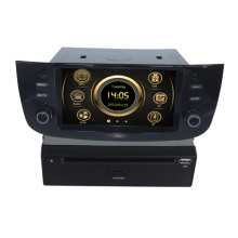 PIP Virtual 6CD car multimedia for Fiat Linea with GPS/3G/Bluetooth/TV/IPOD/RDS