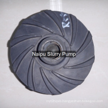 Horizontal Centrifugal Single-Stage Elastomer Impellers
