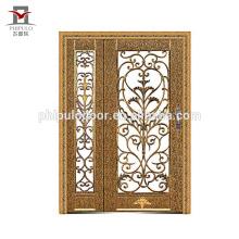diseño de la parrilla de la puerta principal