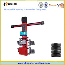 Vehicle Chassis Wheel Aligner Auto Track