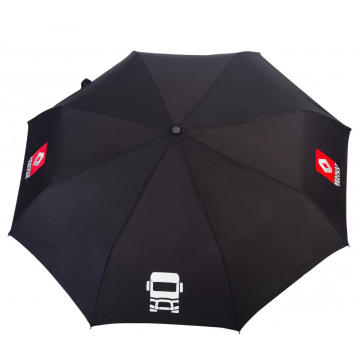 Custom Branded Compact Promotional 3 Folding Umbrella