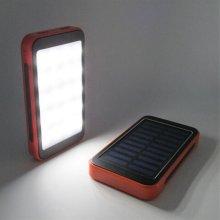Whosale & Retail Новое поколение портативных солнечных батарей 8000mAh