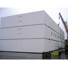 Container mobile building/combined by shipping containers/used for office/exhibition room or hotel